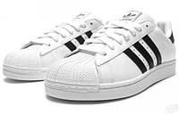 b201809708ebb7 Кроссовки Adidas Superstar Black — Купить Недорого у Проверенных ...