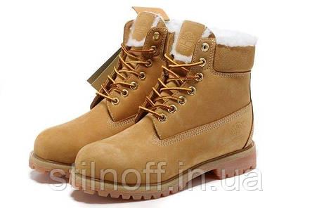 6da54246 Мужские зимние Оригинальные ботинки Classic Timberland 6 inch