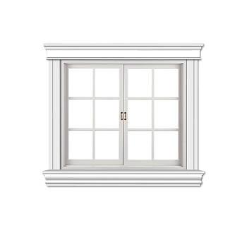 Віконне обрамлення №3