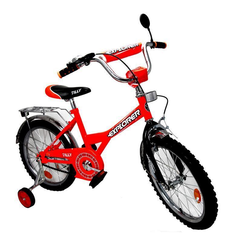 Детский Велосипед 2-х колесный EXPLORER 18