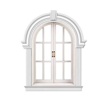 Віконне обрамлення №4