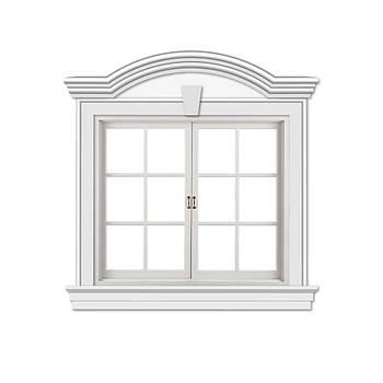 Віконне обрамлення №5