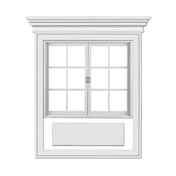 Віконне обрамлення №6