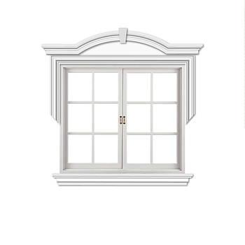 Віконне обрамлення №7