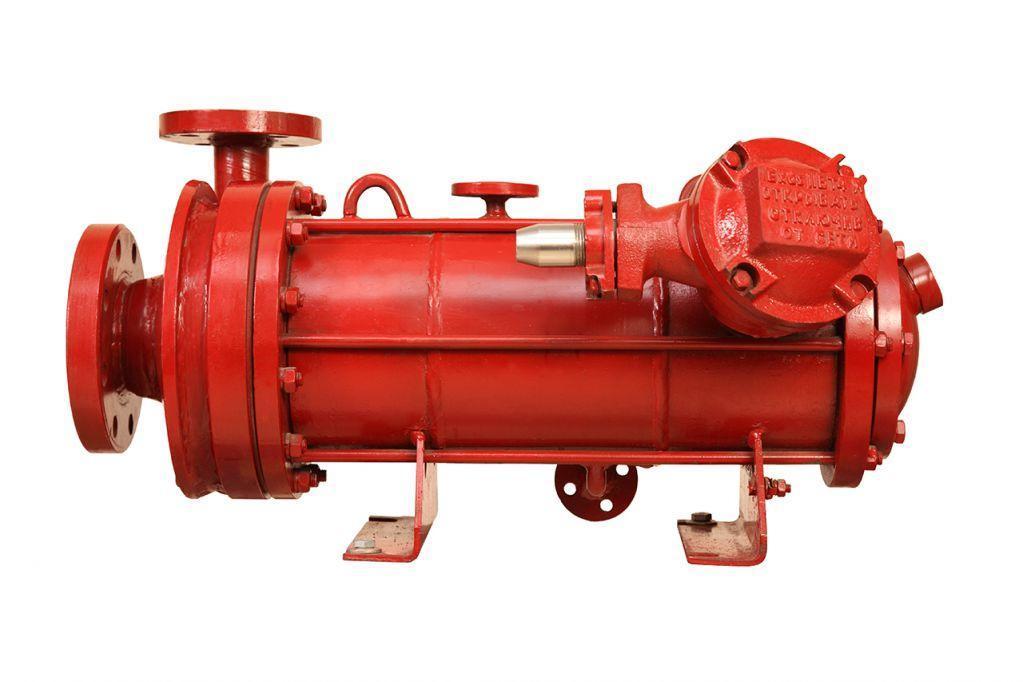 2ЦГ200/80-75-5 насос герметичный