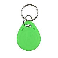 Брелок RFID KEYFOB EM RW -Green