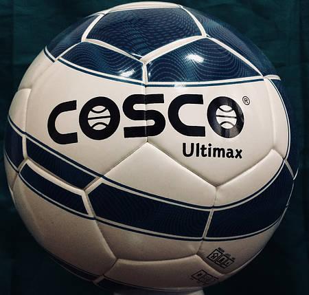 М'яч футбольний Cosco Ultimax, фото 2