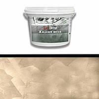 Декоративное покрытие для стен Жидкий Шелк №122