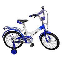 Детский Велосипед 2-х колесный PILOT 18