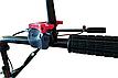 Мотокультиватор weima wm450 (двигатель wm156f, бензин, 3,0 л. с, 1 скор.) БЕСПЛАТНАЯ ДОСТАВКА, фото 5