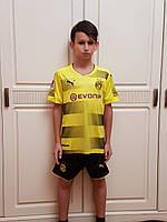 Детская футбольная форма Боруссия Дортмунд, фото 1