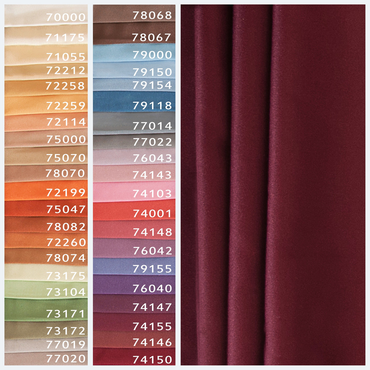 47fdbac5f1dabd Ткань для штор однотонная w1223 - Шторы Киев   Ткани для штор - Интернет- магазин