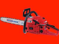 Бензопила на 45 см GoodLuck GL 4300С (2 шины, 2 цепи)