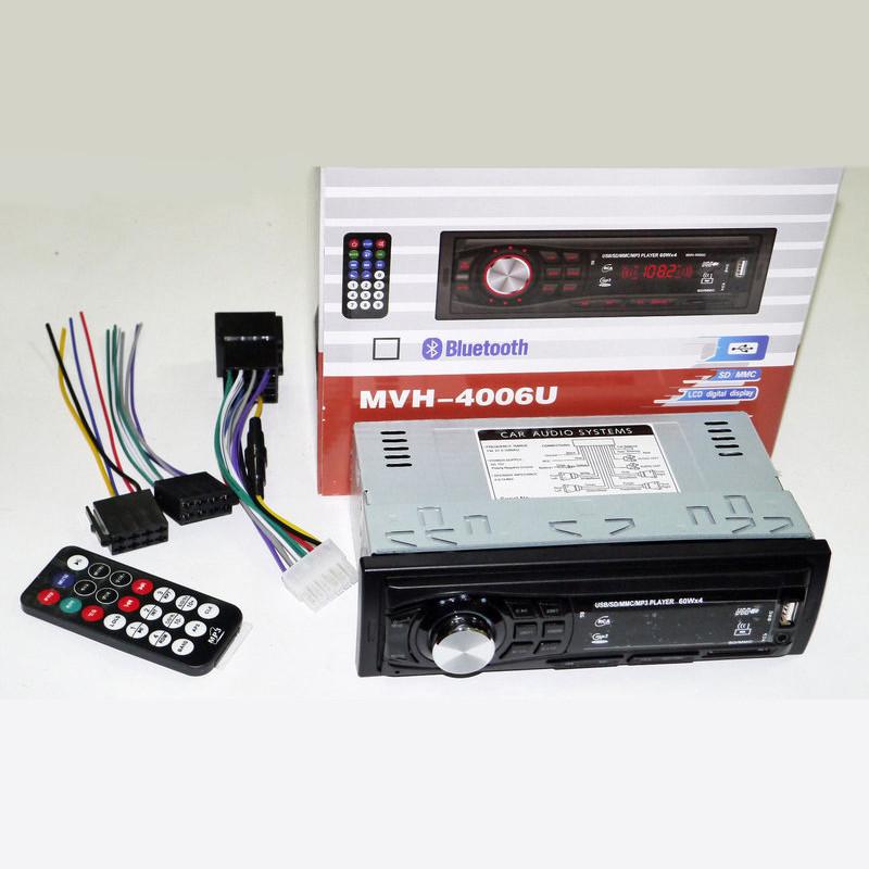 Автомагнитола MP3 MVH 4006U ISO