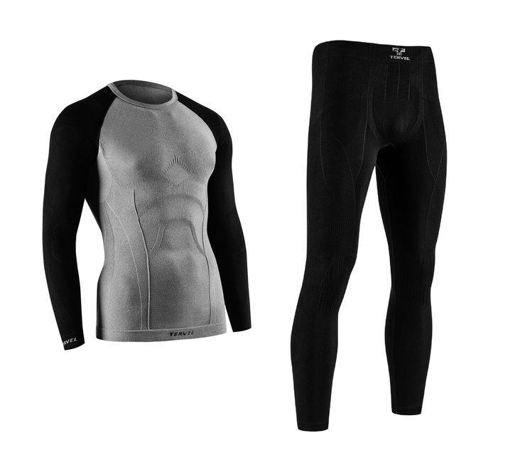 Термобілизна чоловіче спортивне Tervel Comfortline (комплект термобілизни для спорту)