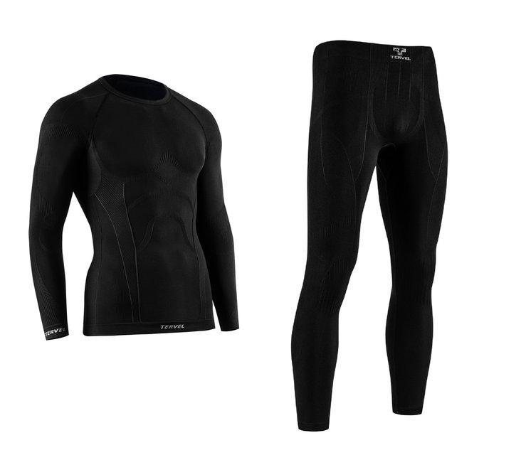 Термобелье мужское спортивное Tervel Comfortline (комплект термобелья для спорта)