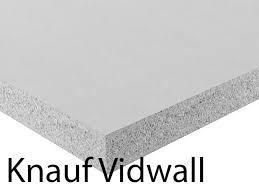 Гипсоволокнистые плиты Knauf  Vidiwall 10х1200х2500