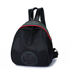 Рюкзак с молнией декорирован лентой- 207-18, фото 3