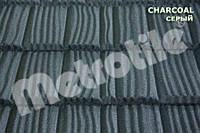 Композитная черепица Metrotile  (шейк) Charcoal