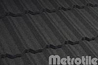 Композитная черепица Metrotile Classic (классик) Black