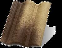 Цементно-песчаная черепица Коппо (цвет Модена)