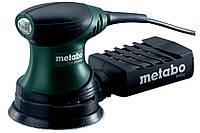 Эксцентриковая шлифовальная машина Metabo FSX 200 Intec