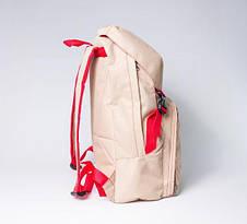 """Городской рюкзак  """"URBAN"""" бежевый, фото 2"""