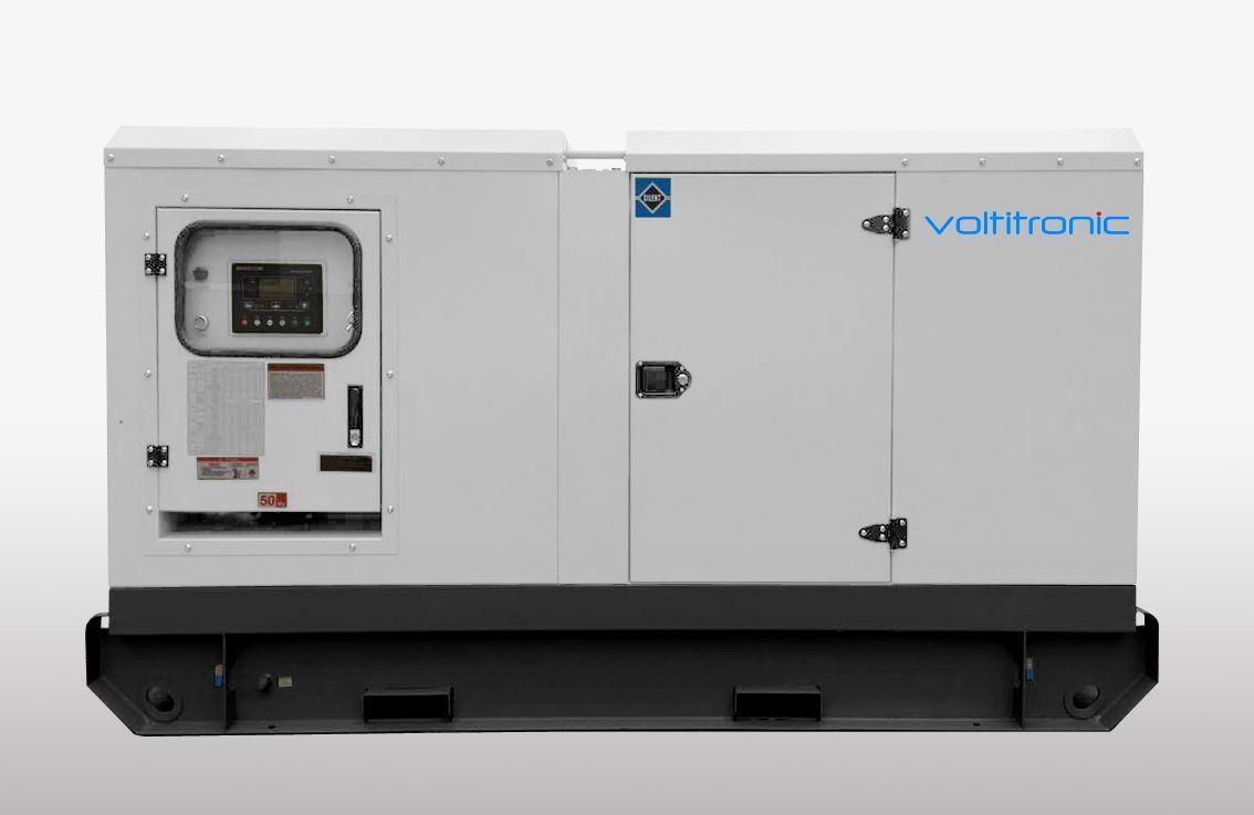 Дизельный генератор Voltitronic DK-200 (160 кВт)