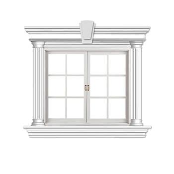 Віконне обрамлення №11