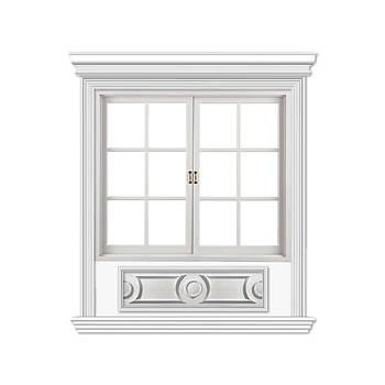 Віконне обрамлення №10
