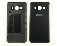 Задняя черная крышка для Samsung Galaxy J5 2016 J510   J510F   J510FN   J510H   J510G   J510M   J510Y   J5108