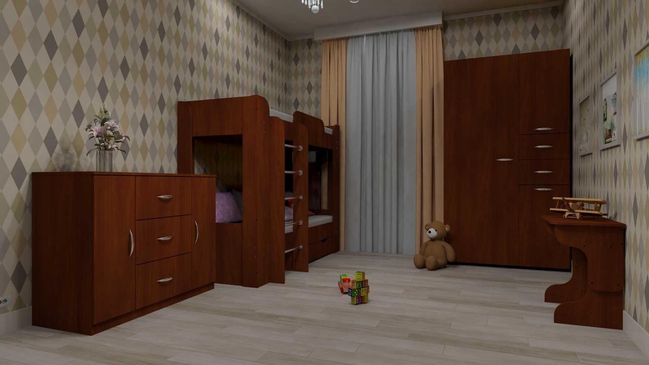 Детская комната Компанит
