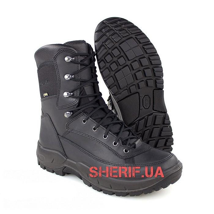 Тактические ботинки LOWA Recon GTX TF Black 310241/0999
