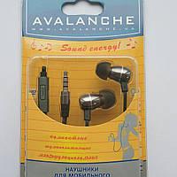 Гарнитура к мобильному телефону Avalanche MP3-502