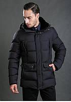 Стеганная зимняя мужская куртка Hermzi HD-190