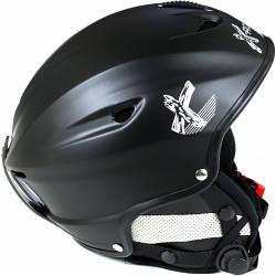 Шлем горнолыжный, сноубордический Шлем X-Road 670 matt black