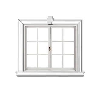 Віконне обрамлення №2
