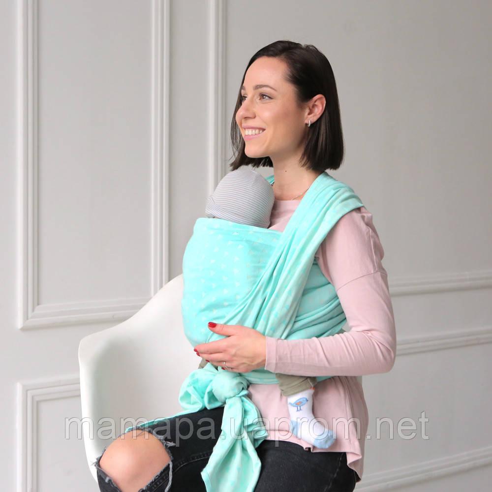 e7e65190b3e5 Тканый слинг-шарф Love   Carry — ЛАГУНА бесплатная доставка новой почтой с рождения  950 ...