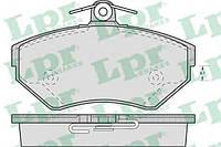 Тормозные колодки передние Passat B5 Audi A4 VAG 8E0698151N 05P719 LPR GDB1266 TRW FDB1289 Ferodo