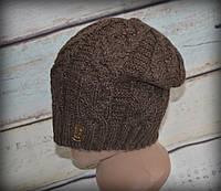 Теплая шапка . Много расцветок. Удлиненная. зимняя, деми, весенняя, с косами, с аранами, с косой