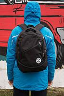 Универсальный черный рюкзак Golf (P77 black)