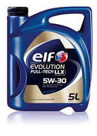 Масло моторное ELF EVOLUTION FULLTECH 5W30 LLX (VW 504/507) 5L