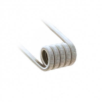 Fused clapton coil 316L., фото 2