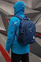 Молодежный синий рюкзак Golf (P77 blue)