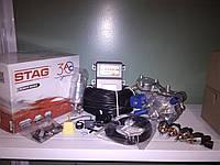 Полный комплект ГБО 4-го пок.STAG 4 PLUS, фото 1