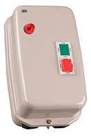 Контактор КМИ34062 40А в оболочке Ue=220В/АС3 IP54 IEK