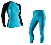 Термобілизна жіноче спортивне Tervel Comfortline (комплект термобілизни для спорту), фото 1