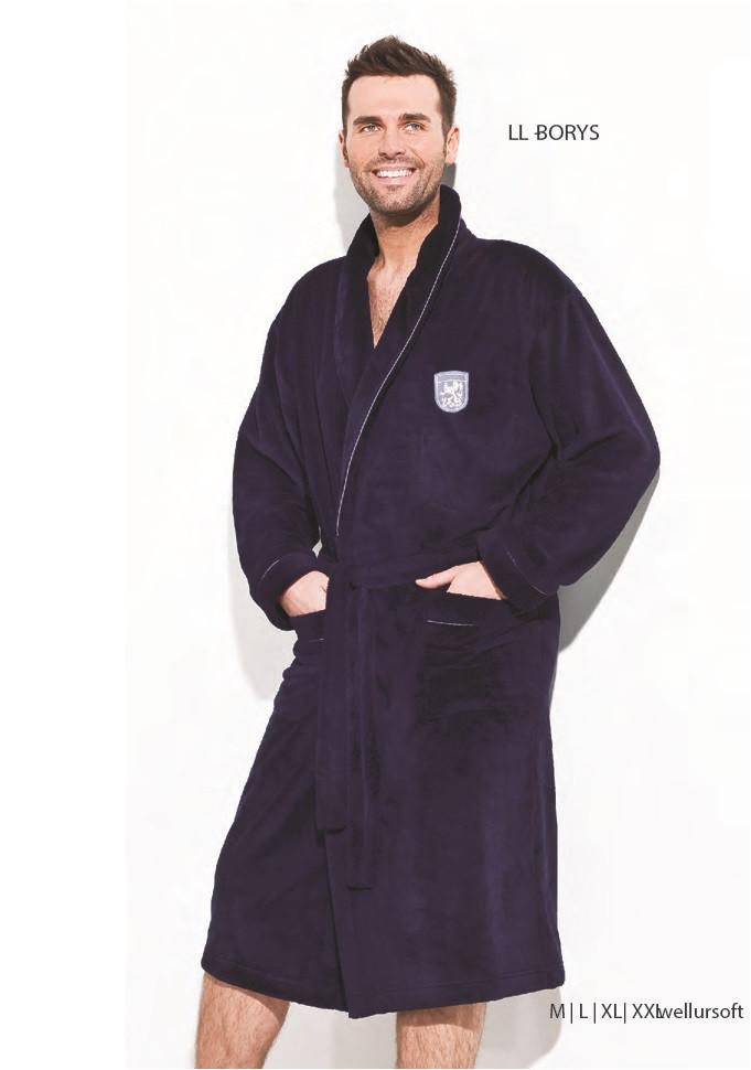 Чоловічий халат для дому L&L BORYS