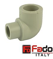 Колено PPR 20х90 ВН полипропиленовое FADO Италия