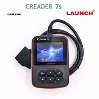 Launch Creader VIIs 7s OBD2 сканер диагностики авто